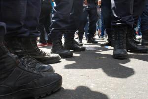 bota policial