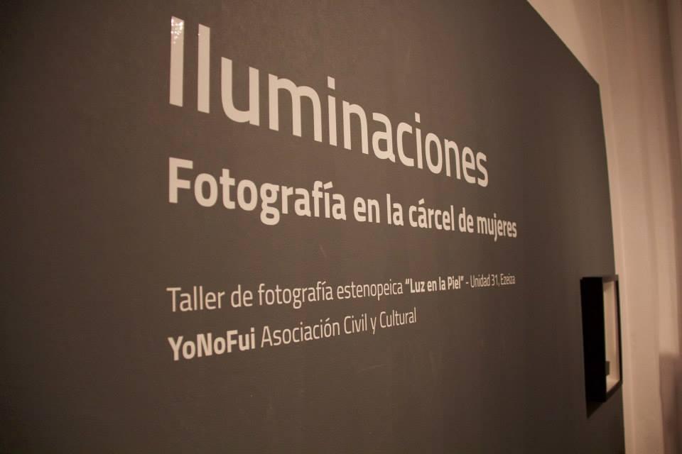 Iluminaciones: registro fotográfico de un día de vida en la cárcel ...