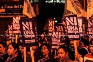 En un mes el Observatorio de Violencia de Género dará a conocer su informe anual / RF