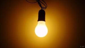 foco luz electricidad