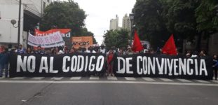 Nuevo Código de Convivencia Urbana en La Plata