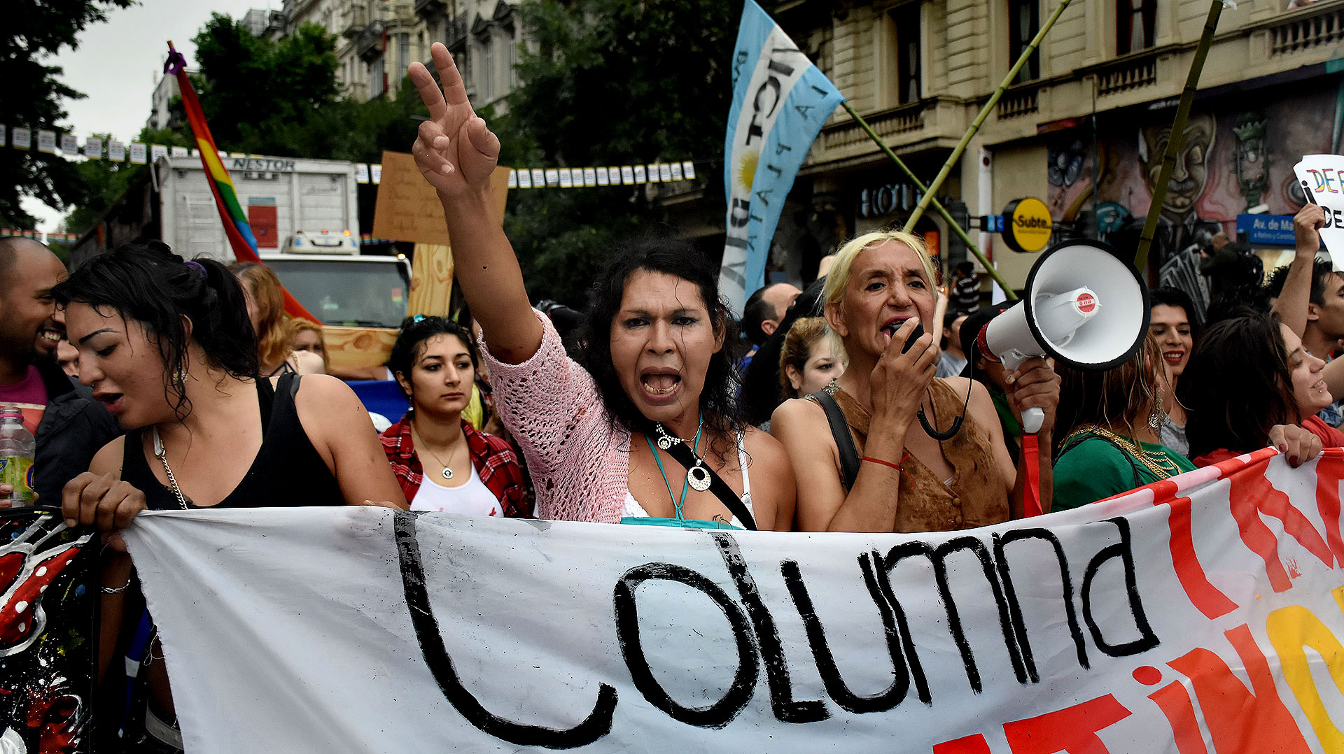 Julio Garro prohíbe la marcha del orgullo LGTBIQ