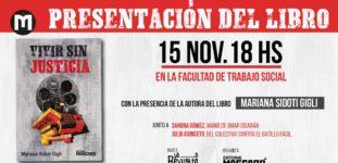 Vivir Sin Justicia Mariana Sidoti Mascaro