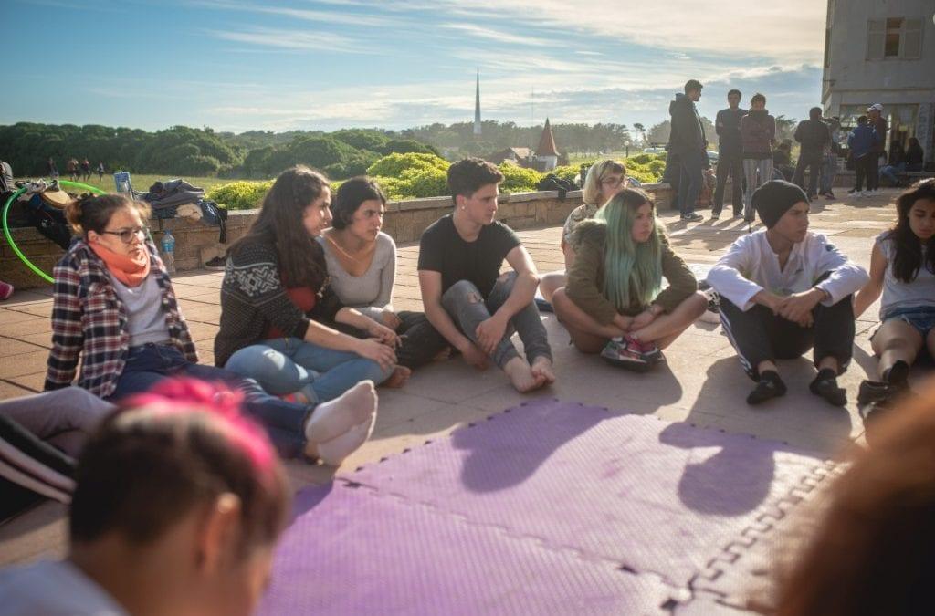 Encuentro Jovenes y Memoria Chapadmalal 2018