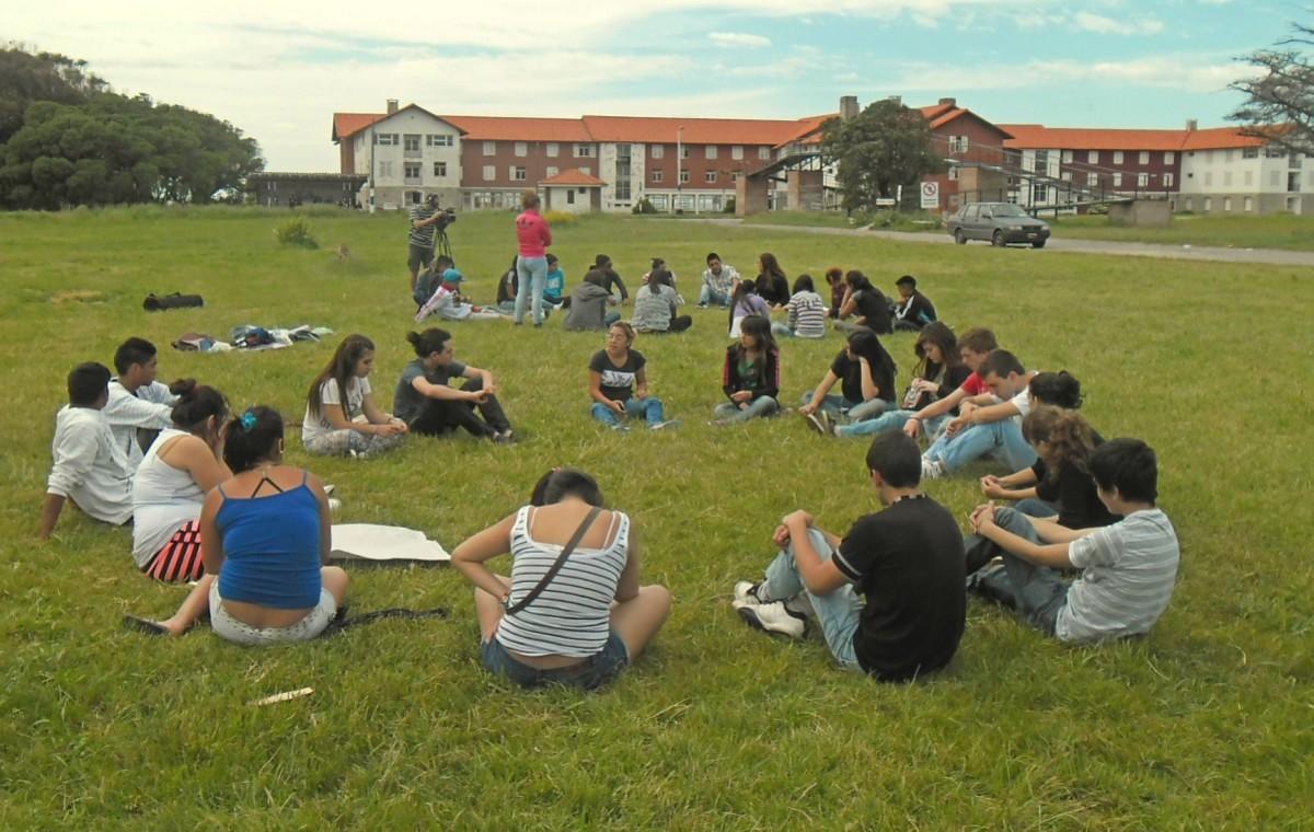 Encuentro de Jóvenes y Memoria en Chapadmalal