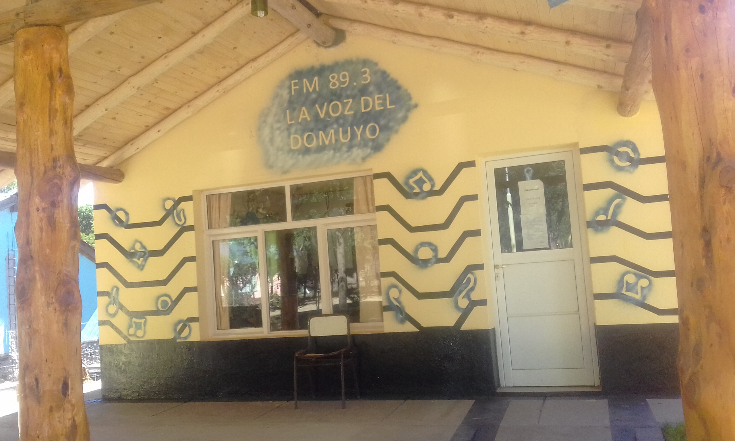 FM 89.3 - LA VOZ DEL DOMUYO
