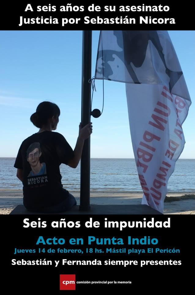 Justicia por Sebastián Nicora