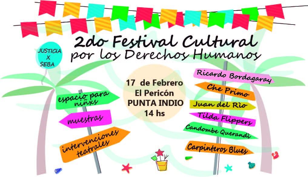 Segundo Festival Cultural por los Derechos Humanos