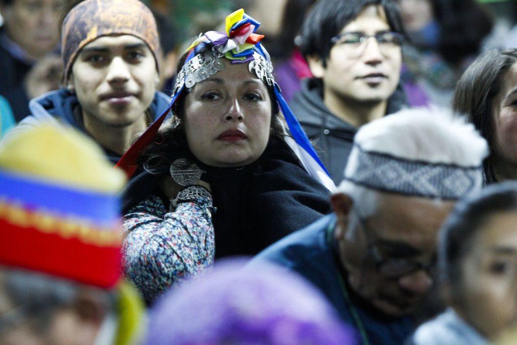Absolvieron a los siete mapuches acusados por Benneton