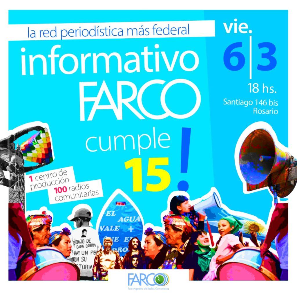 Será el viernes 6 de marzo a las 18, en el Salón de Usos Múltiples del Sindicato de Prensa Rosario de calle Santiago 146 bis.